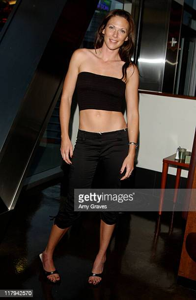 Danielle Folta Playboy Playmate April 1995 of the Playboy/Smirnoff Ice Extreme Team