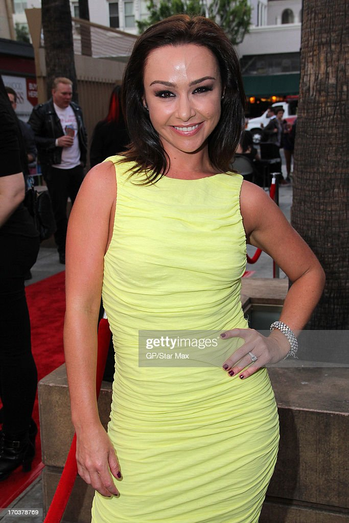 <a gi-track='captionPersonalityLinkClicked' href=/galleries/search?phrase=Danielle+Harris&family=editorial&specificpeople=1543673 ng-click='$event.stopPropagation()'>Danielle Harris</a> as seen on June 11, 2013 in Los Angeles, California.