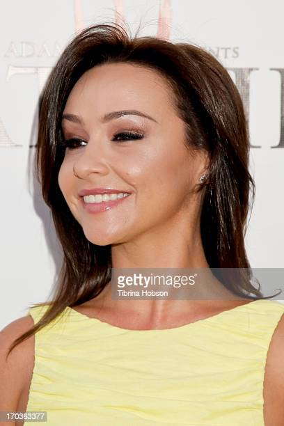 Danielle Harris attends the premiere of 'Hatchet III' at American Cinematheque's Egyptian Theatre on June 11 2013 in Hollywood California