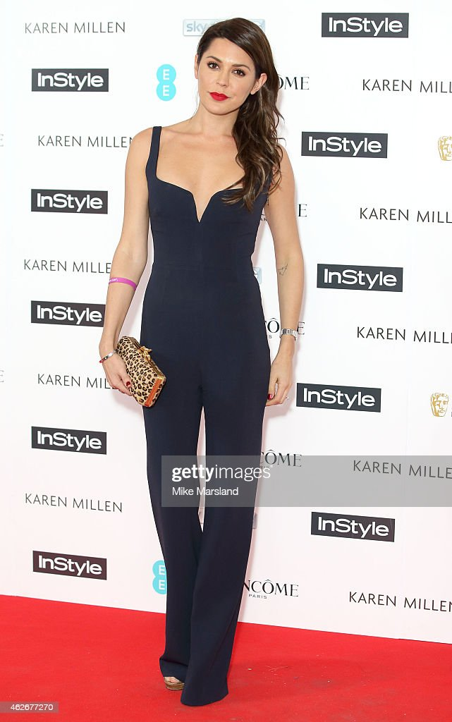InStyle: The Best Of British Talent Pre-BAFTA Party - Arrivals