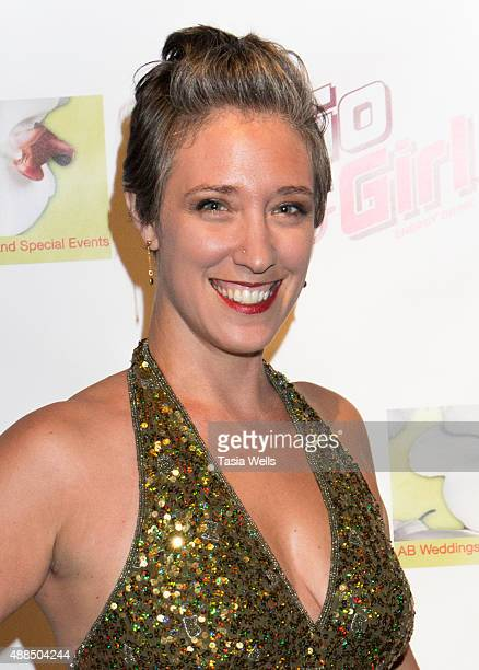 Danielle LovellWalsh arrives at Premiere Party For 'Liv Out Loud' at Akbar on September 14 2015 in Los Angeles California
