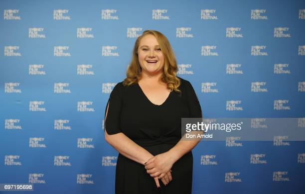 Danielle Macdonald arrives ahead of the Sydney Film Festival Closing Night Gala and Australian premiere of Okja at State Theatre on June 18 2017 in...