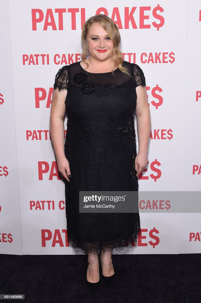 Danielle Macdonald attends the 'Patti Cake$' New York Premiere at The Metrograph on August 14, 2017 in New York City.