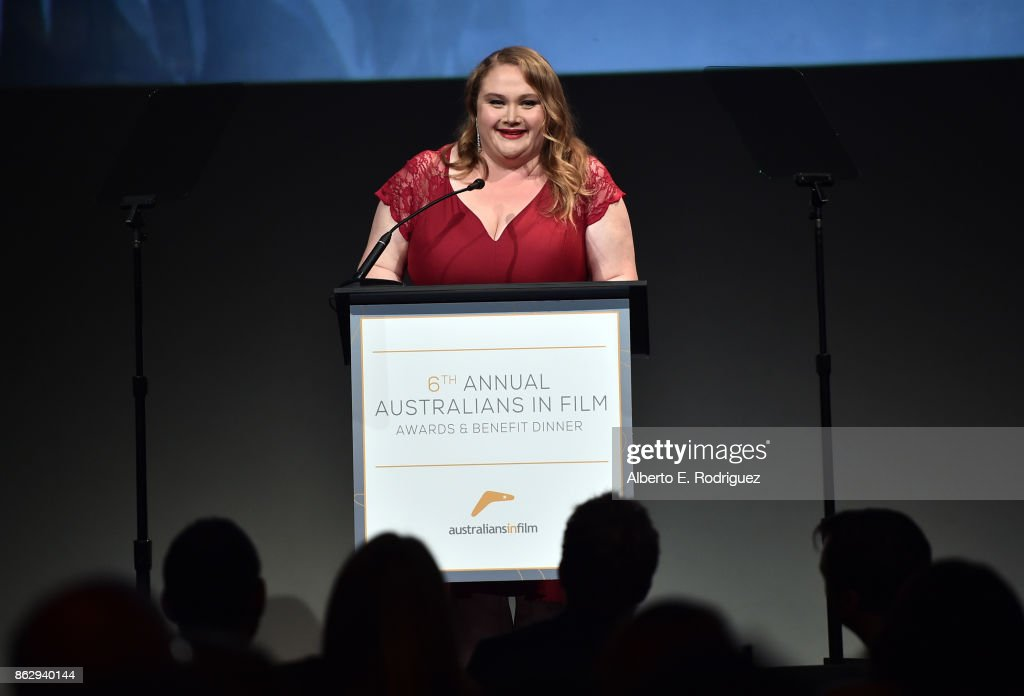 6th Annual Australians in Film Award & Benefit Dinner - Show