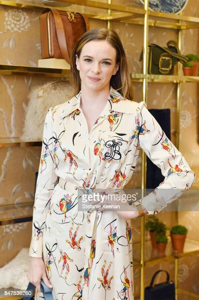 Danielle Panabaker attends Glamour x Tory Burch Women To Watch Lunch on September 15 2017 in Beverly Hills California