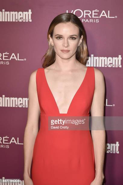 Danielle Panabaker attends the 2017 Entertainment Weekly PreEmmy Party Arrivals at Sunset Tower on September 15 2017 in West Hollywood California