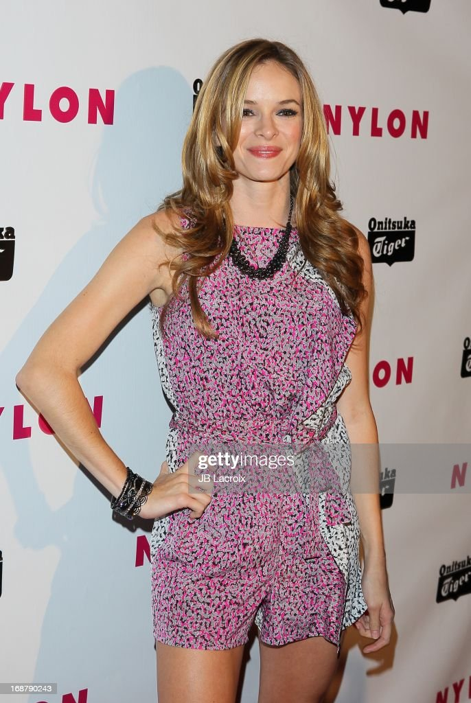 Danielle Panabaker attends the NYLON Magazine Annual May Young Hollywood Issue Party at The Roosevelt Hotel on May 14, 2013 in Hollywood, California.