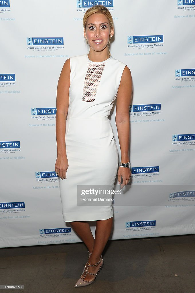 Danielle Segal attends the Einstein Emerging Leaders 2nd Annual Gala at Dream Downtown on June 6, 2013 in New York City.
