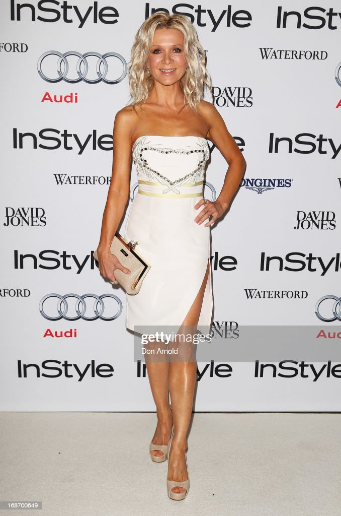 Danielle Spencer arrives at the 2013 Instyle and Audi Women of Style Awards at Carriageworks on May 14, 2013 in Sydney, Australia.