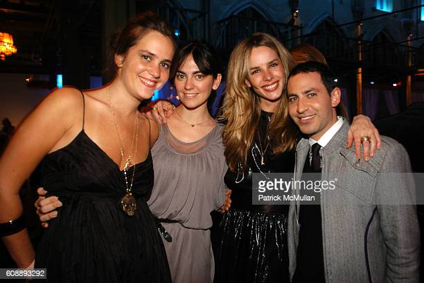 Danielle Vargas Elisa Restrepo Eglantina Zingg and Gabriel Rivera attend Young International Circle Benefit and Party for EL MUSEO DEL BARRIO at The...