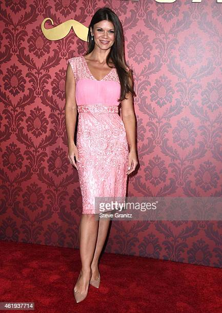 Danielle Vasinova arrivals at The Los Angeles Premiere Of 'Mortdecai' at TCL Chinese Theatre on January 21 2015 in Hollywood California