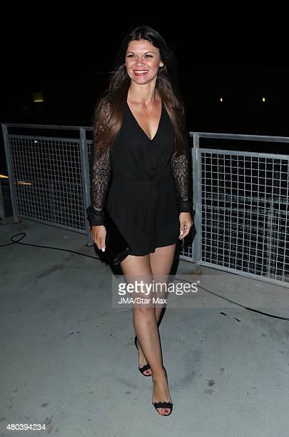 Danielle Vasinova is seen on July 10 2015 at ComicCon in San Diego California