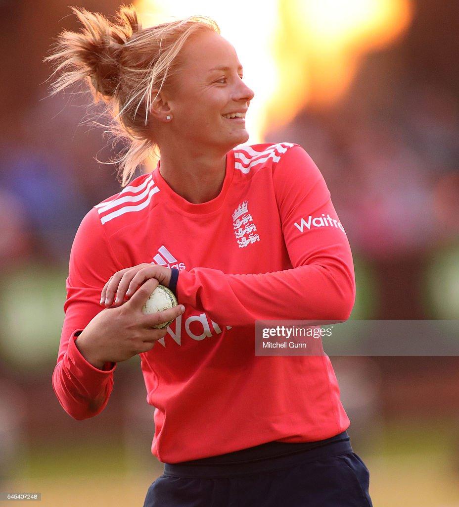 England Women v Pakistan Women - 3rd Natwest International T20