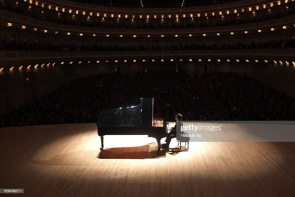 Daniil Trifonov performing the music of Bach Beethoven and Liszt at Carnegie Hall on Tuesday night December 9 2014