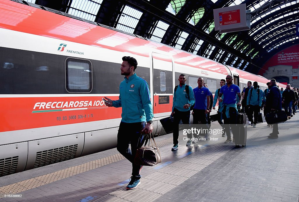 how to get from milan to rome by train