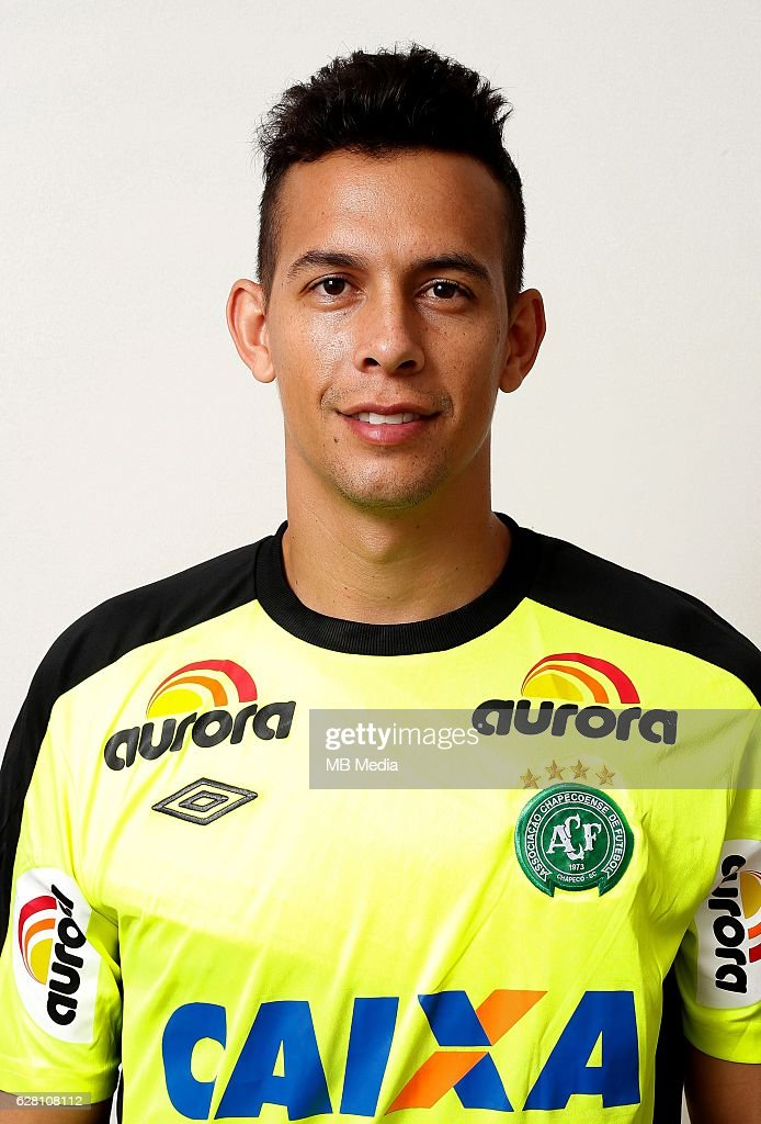 Danilo of Associacao Chapecoense de Futbol poses during a portrait session on August 14, 2014 in Chapeco,Brazil.
