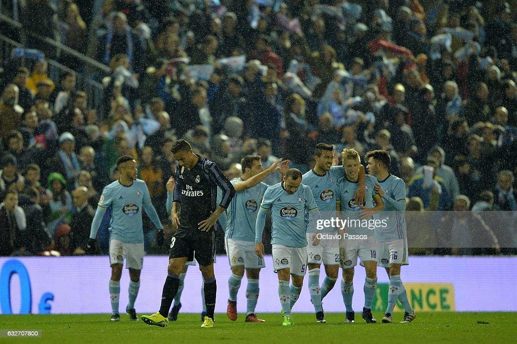 Celta Vigo v Real Madrid - Copa Del Rey Quarter-final: Second Leg