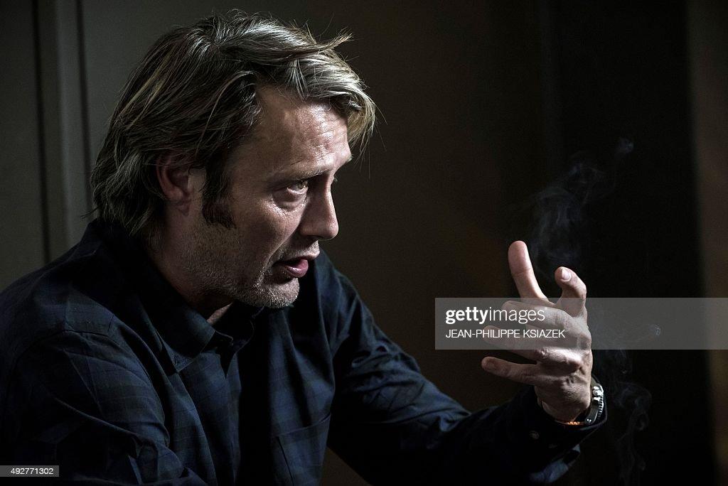 Mads Mikkelsen | Getty Images