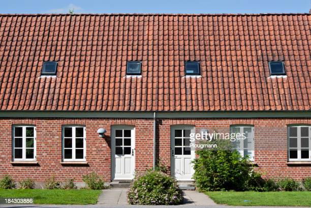Danish double house
