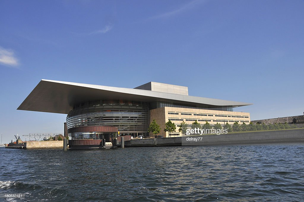 danish opera in copenhagen, denmark : Stock Photo