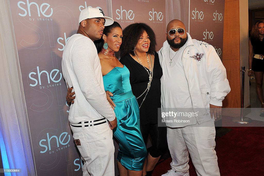 Sheree Whitfield's She By Sheree Fashion Line Launch