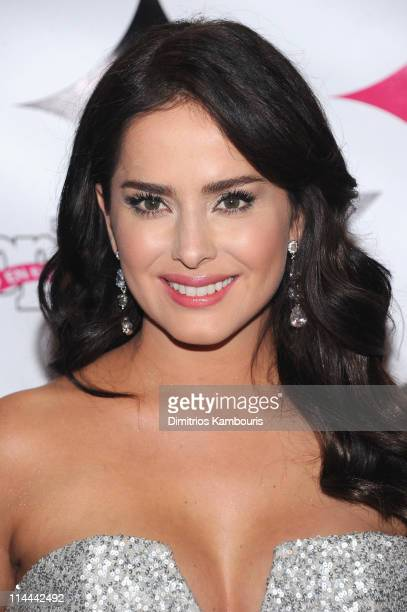 Danna Garcia attends the People En Espanol 50 Most Beautiful event at Guastavino's on May 19 2011 in New York City