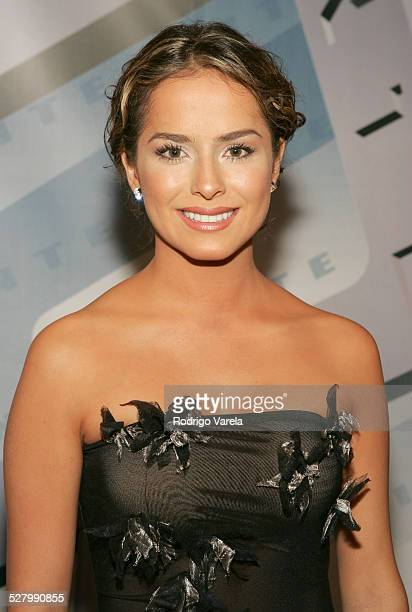 Danna Garcia during 2004 Premios Inte Awards at Coconut Grove Convention Center in Coral Gables Florida United States