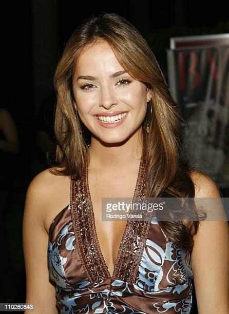 Danna Garcia during 'Poseidon' Miami Premiere Arrivals at MAC in Miami Florida United States