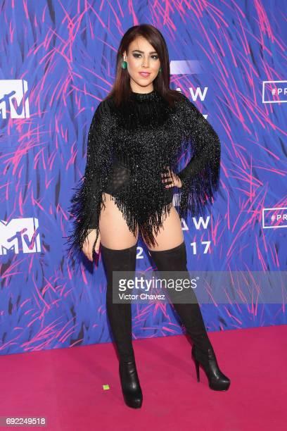 Danna Paola attends the MTV MIAW Awards 2017 at Palacio de Los Deportes on June 3 2017 in Mexico City Mexico