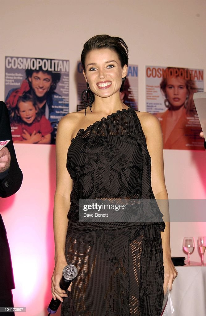 Dannii Minogue, Cosmopolitan Magazine Celebrated Its 30th At The Avenue Restaurant In St James, London