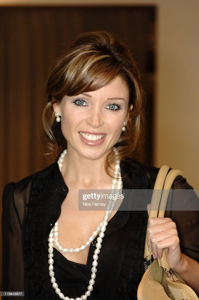 Dannii Minogue during Loewe Lunch at The Hospital at The Hospital in London, Great Britain.