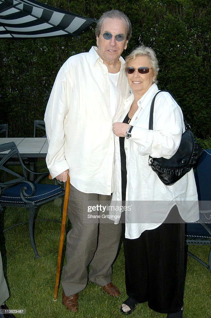 Danny Aiello and Guest during Haley and Jason Binn 5th Annual Memorial Day Party at Private Residence of Haley and Jason Binn in Southampton New York...