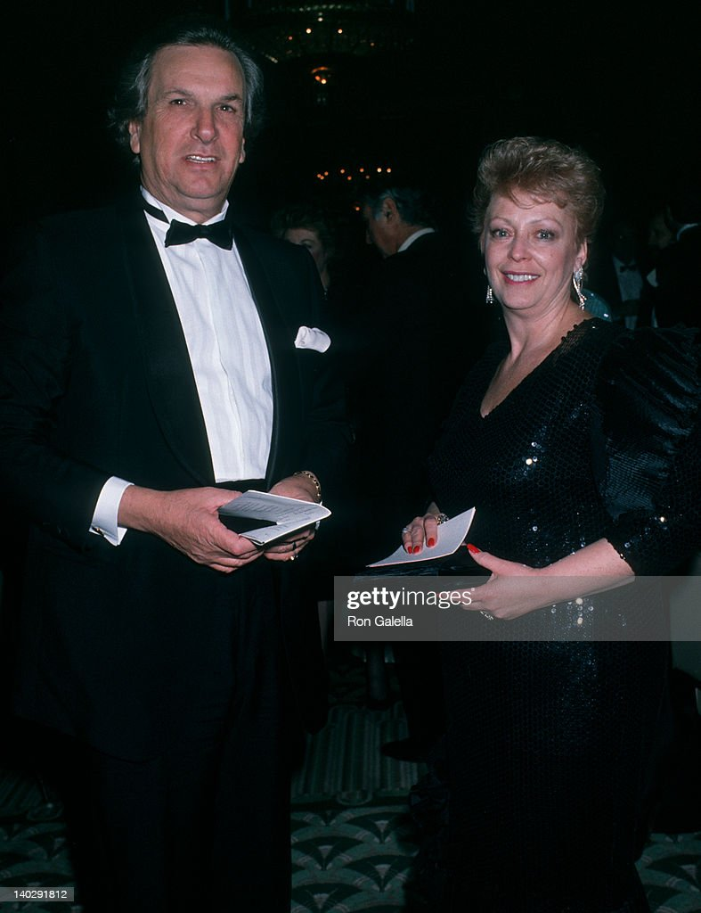 Danny Aiello and Sandy Cohen at the Boy Town of Italy Ball Waldorf Hotel New York City