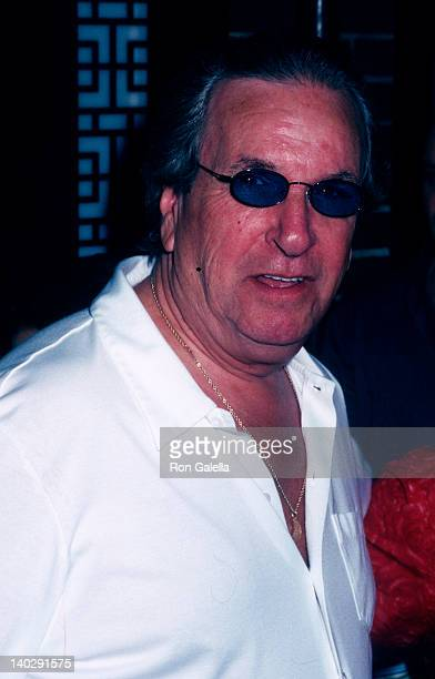 Danny Aiello at the 1st Anniversary Party for Man Ray Restaurant Man Ray Restaurant New York City