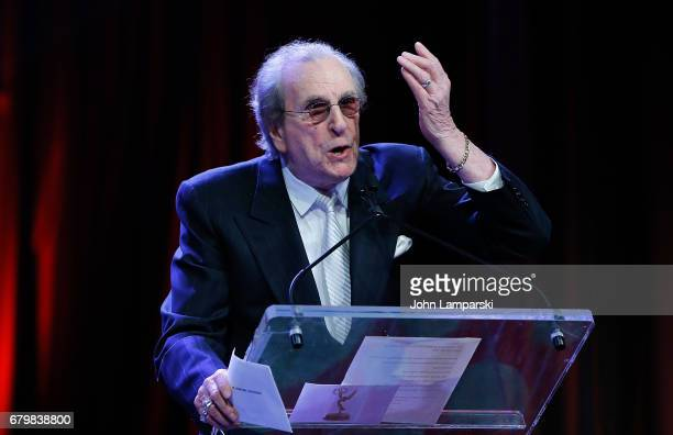 Danny Aiello attends 60th Anniversary New York Emmy Awards Gala at Marriott Marquis Times Square on May 6 2017 in New York City