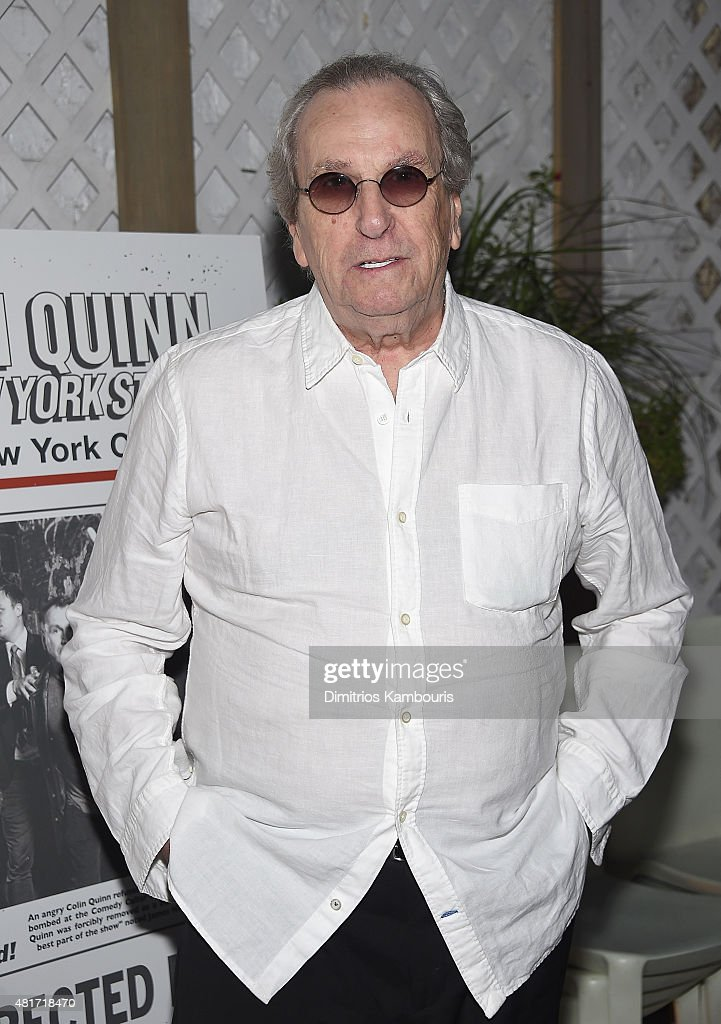 Danny Aiello attends 'Colin Quinn The New York Story' Opening Night at Duet Brasserie on July 23 2015 in New York City