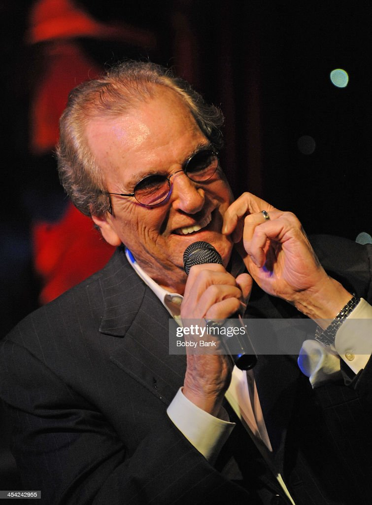 Danny Aiello attends Danny Aiello Christmas Songs at Tim McLoone's Supper Club on December 7 2013 in Asbury Park New Jersey
