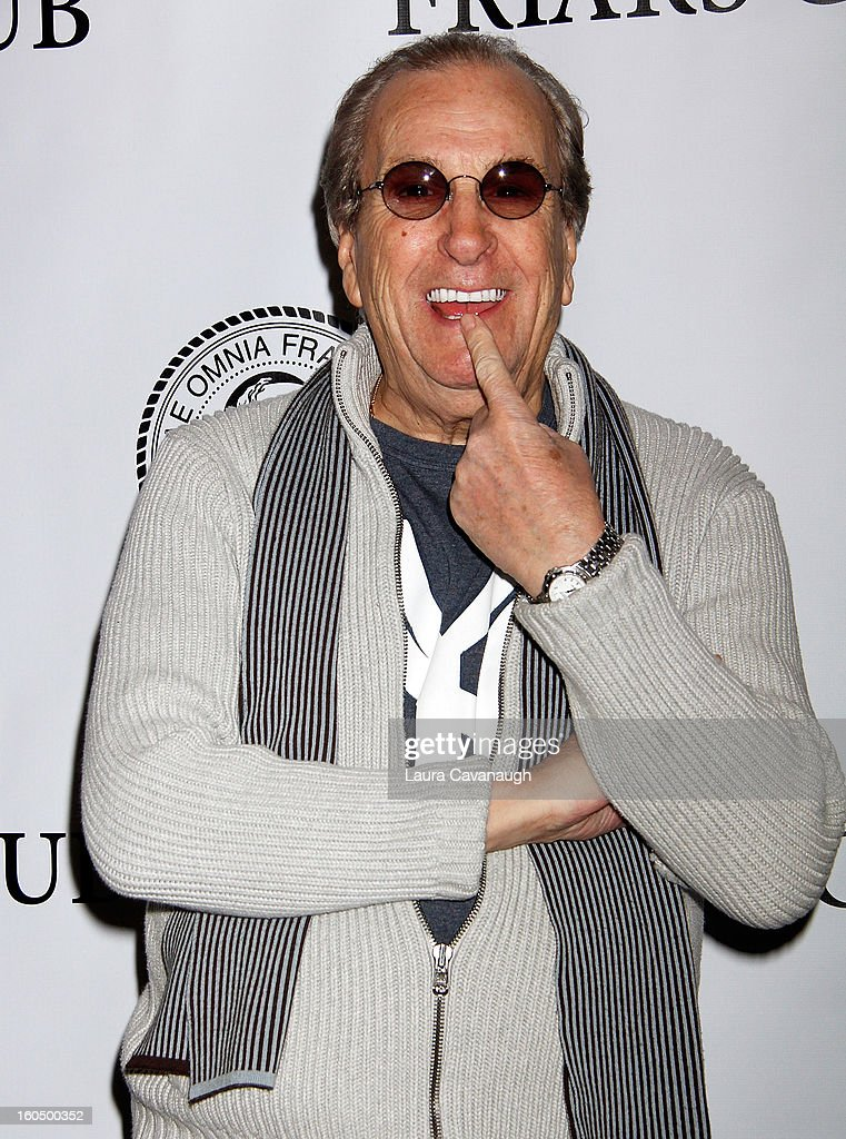 <a gi-track='captionPersonalityLinkClicked' href=/galleries/search?phrase=Danny+Aiello&family=editorial&specificpeople=213062 ng-click='$event.stopPropagation()'>Danny Aiello</a> attends The Friars Club Presents: Do You Think You Can Roast?! Padma Lakshmi at New York Friars Club on February 1, 2013 in New York City.
