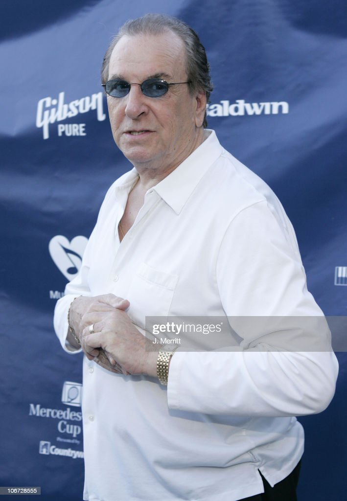 Danny Aiello during Gibson/Baldwin Presents 'Night at the Net' at the 78th Annual MercedesBenz Cup Benefiting MusiCares Foundation at Los Angeles...