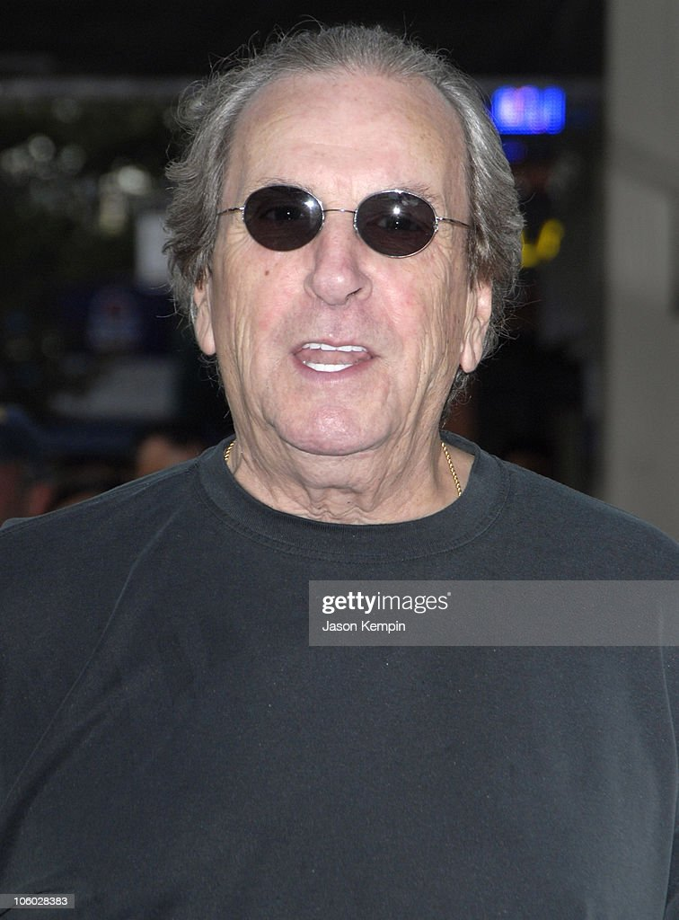Danny Aiello during 'Waltzing Anna' New York Premiere August 8 2006 at AMC Village Loews 7 in New York City New York United States