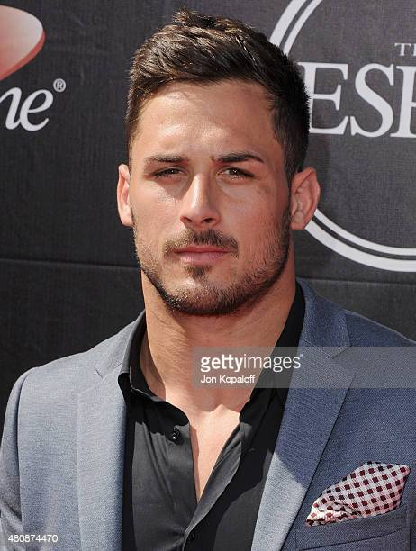 Danny Amendola arrives at The 2015 ESPYS at Microsoft Theater on July 15 2015 in Los Angeles California