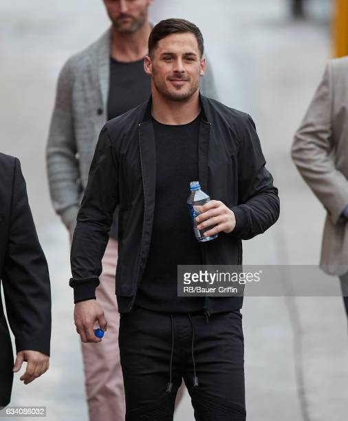 Danny Amendola is seen at 'Jimmy Kimmel Live' on February 06 2017 in Los Angeles California