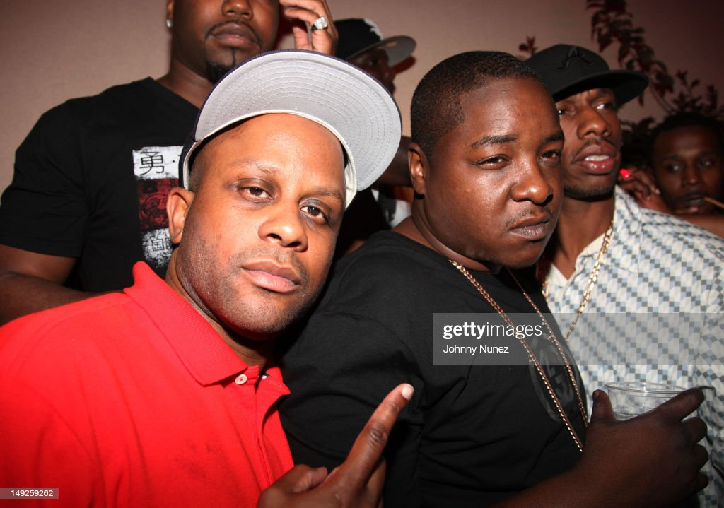 Danny and <a gi-track='captionPersonalityLinkClicked' href=/galleries/search?phrase=Jadakiss&family=editorial&specificpeople=224058 ng-click='$event.stopPropagation()'>Jadakiss</a> attend Danny's Birthday Bash hosted by <a gi-track='captionPersonalityLinkClicked' href=/galleries/search?phrase=Jadakiss&family=editorial&specificpeople=224058 ng-click='$event.stopPropagation()'>Jadakiss</a> at the Harlem Beach Club on July 25, 2012 in New York City.