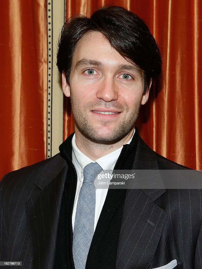 Danny Binstock attends the 'Breakfast At Tiffany's' Press Preview at Cafe Carlyle on February 27, 2013 in New York City.
