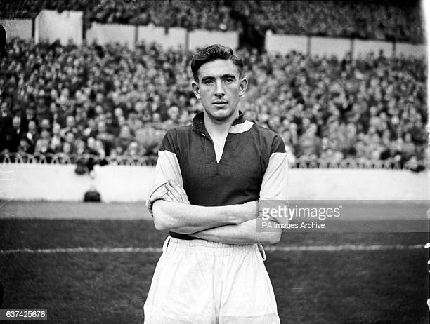 Danny Blanchflower Aston Villa