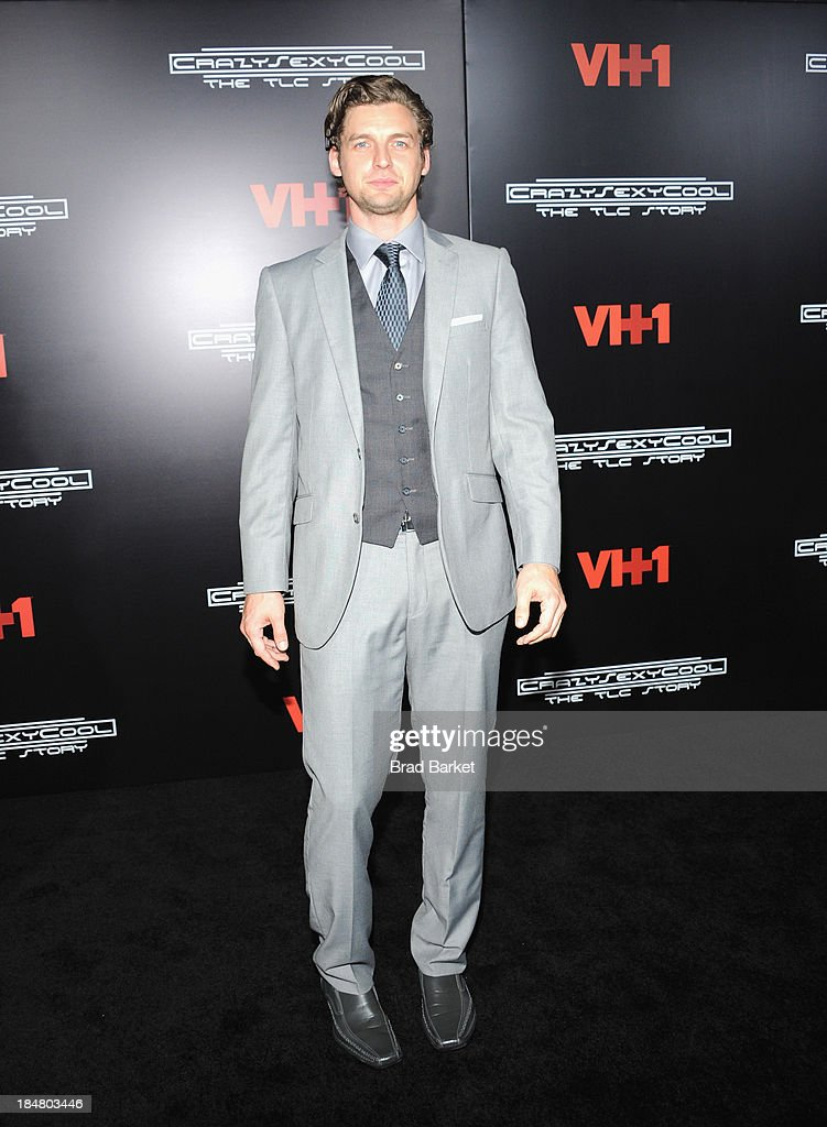 Danny Boaz attends CrazySexyCool Premiere Event at AMC Loews Lincoln Square 13 theater on October 15, 2013 in New York City.