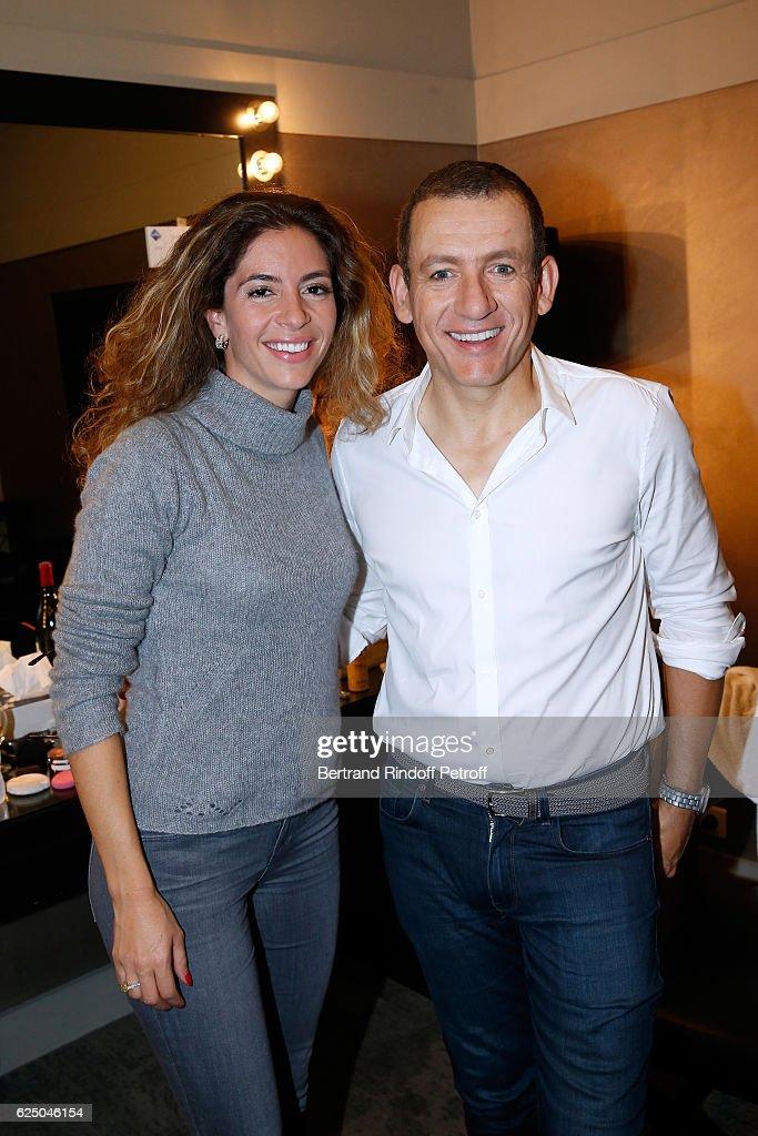 """""""Dany De Boon Des Hauts-De-France"""" Show at L'Olympia In Paris"""
