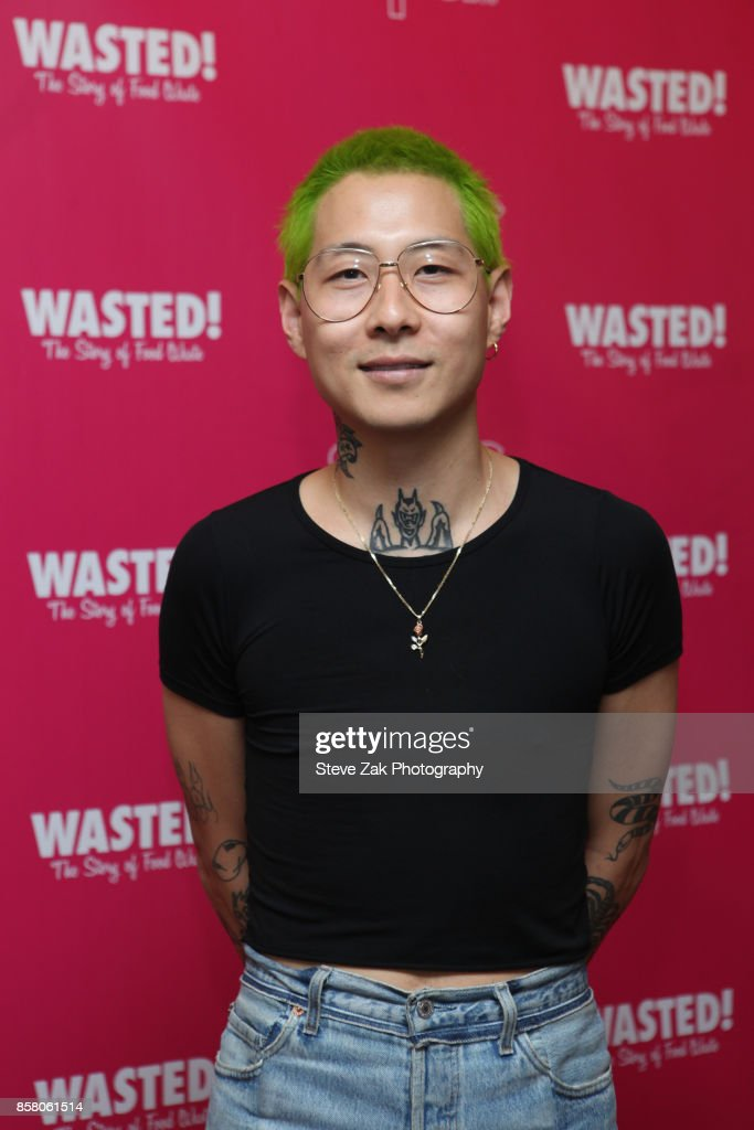 Danny Bowien attends 'Wasted! The Story Of Food Waste' New York Premiere at Alamo Drafthouse Cinema on October 5, 2017 in the Brooklyn borough of New York City.