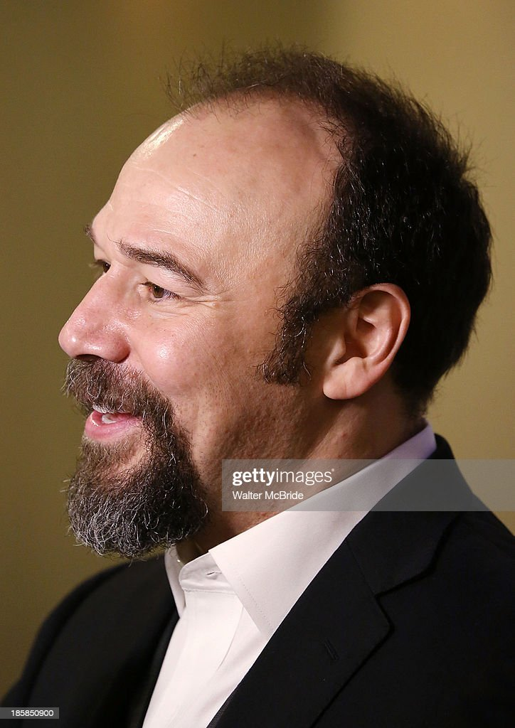 Danny Burstein at the Broadway Opening Night After Party for 'The Snow Geese'' at Copacabana on October 24, 2013 in New York City.
