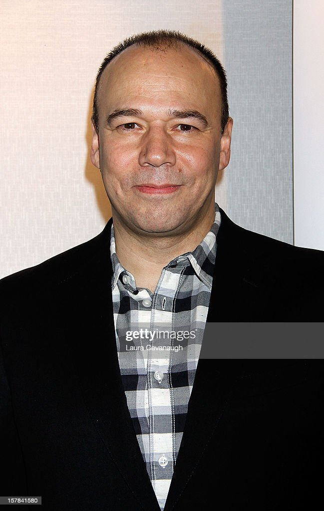 Danny Burstein attends 'Golden Boy' Opening Night Party at Millennium Broadway Hotel on December 6, 2012 in New York City.